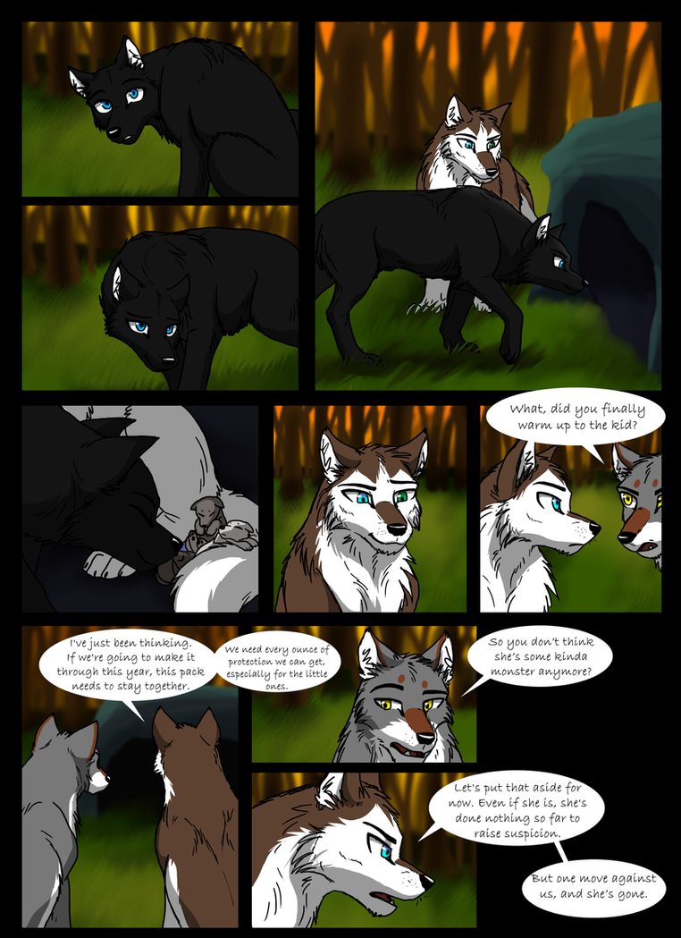 Cynanthropy page 146 by Wolf-Goddess13