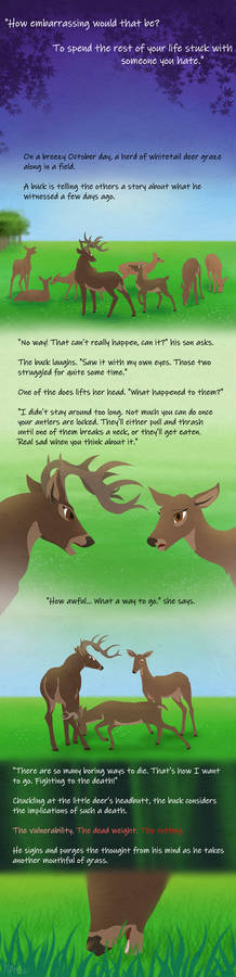Under the Ash Tree page 1