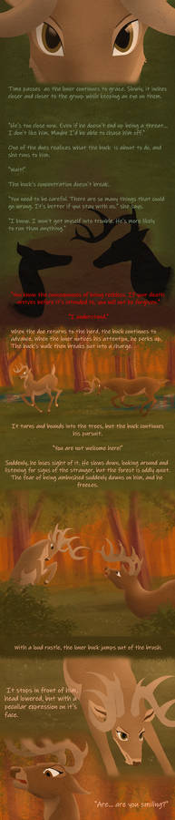 Under the Ash Tree page 3