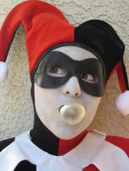 Harley Quinn: Pop Art - Haha by jokersdoll
