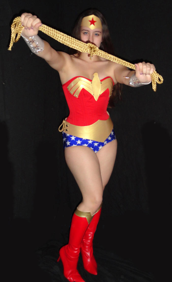 Wonder Woman Preview by jokersdoll