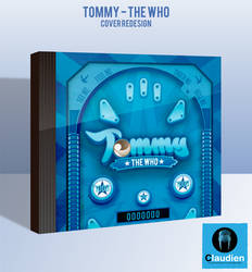 Tommy - The Who (Cover redesign) by TheClaudien