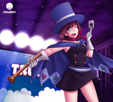 Trucy by TheClaudien