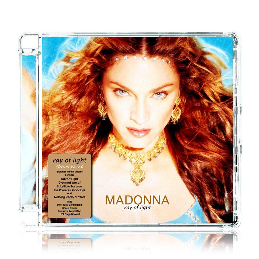 Седьмой студийный альбом мадонны, вышел 22 февраля 1998 года