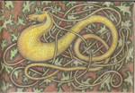 Serpent Horse by Anethea