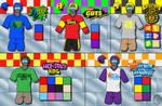Nickelodeon Uniforms