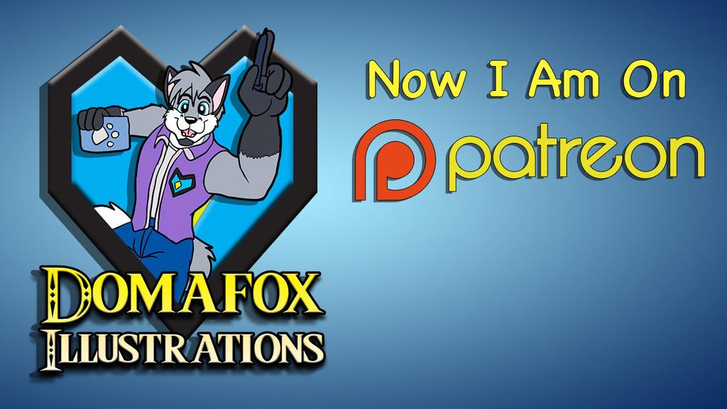 Domafox Illustrations Patreon