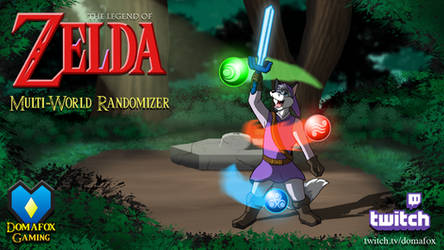 GAME STREAM - Zelda Multiworld Randomizer