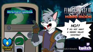 GAME STREAM - FF7 Hard Mode with Wacky Sodas