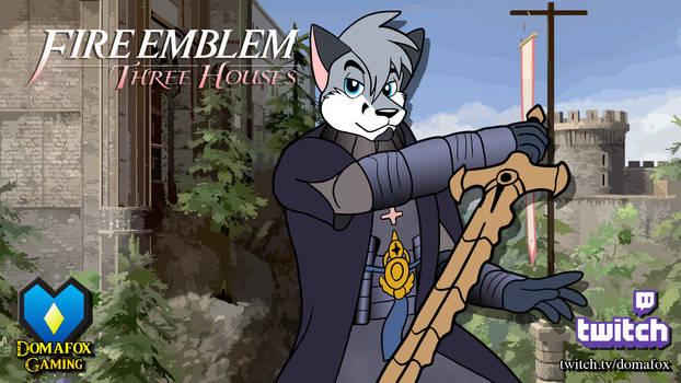 GAME STREAM - Fire Emblem Three Houses