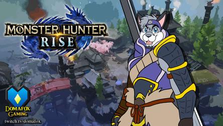 GAME STREAM - Monster Hunter Rise
