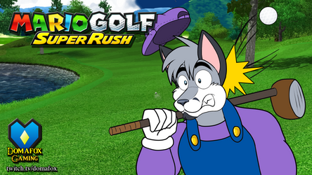 GAME STREAM - Mario Golf Super Rush