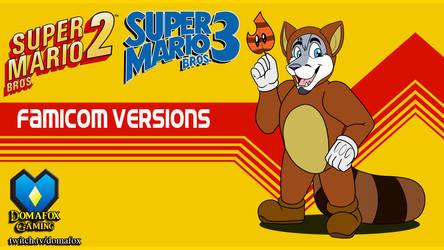 GAME STREAM - Mario USA  Mario 3 Famicom