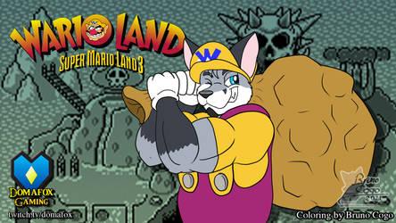 GAME STREAM - Wario Land SML3