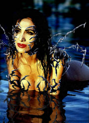 witchblade in some h2o