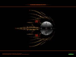 Magog Satelite Ship by Animaniacarts