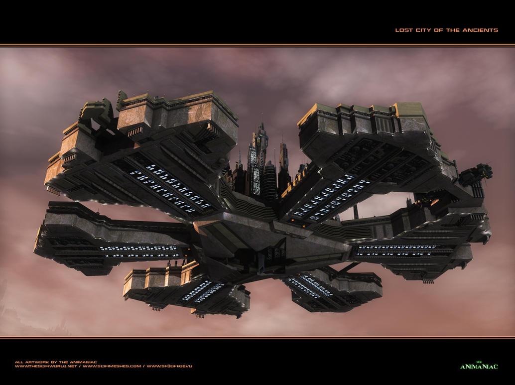 Criações Kagemane - Shikai Lost_City_of_the_Ancients_2_by_Animaniacarts