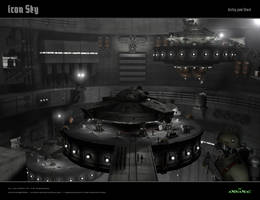 Iron Sky - fertig zum Start by Animaniacarts