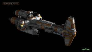Rebel Hammerhead Frigatte