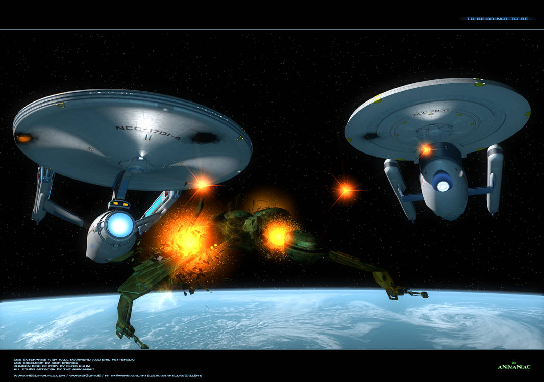 The Undiscovered Country 2 C4D by Animaniacarts