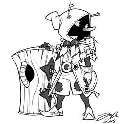 Joris sketch by Boomsheika