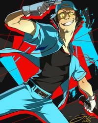 Persona 4 Arena Ultimax - Shadow Junpei