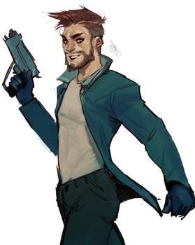 Happy Gunman