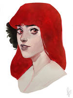 Red by Seandraws