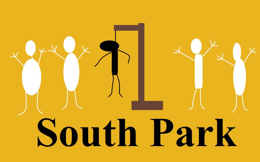 South Park Racist Flag