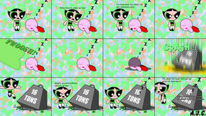 Kirby is a REALLY heavy sleeper