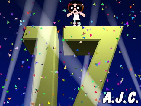 Happy 17th birthday to me!