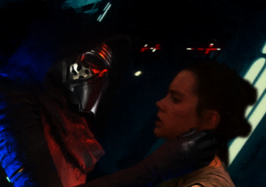 Kiss of F8TE - Page 6 Kylo_ren_interrogates_rey_by_jones6192-d9c3slf