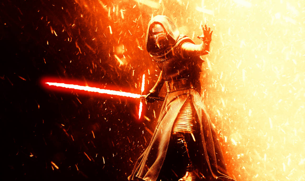 Kylo Ren Wallpaper - Sideshow Collectibles Figure by ...
