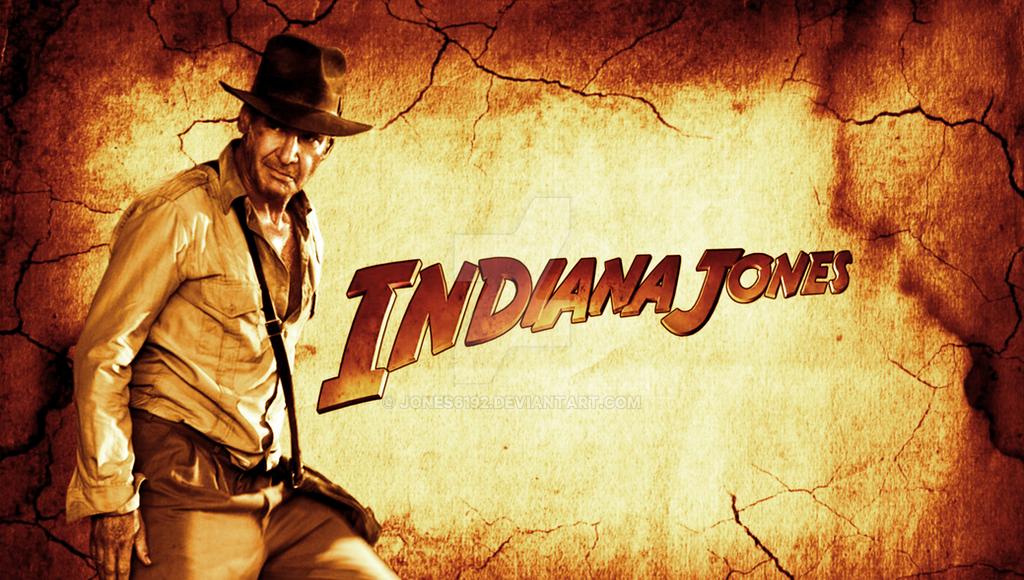 Indiana Jones Wallpaper Design 1 17 By Jones6192