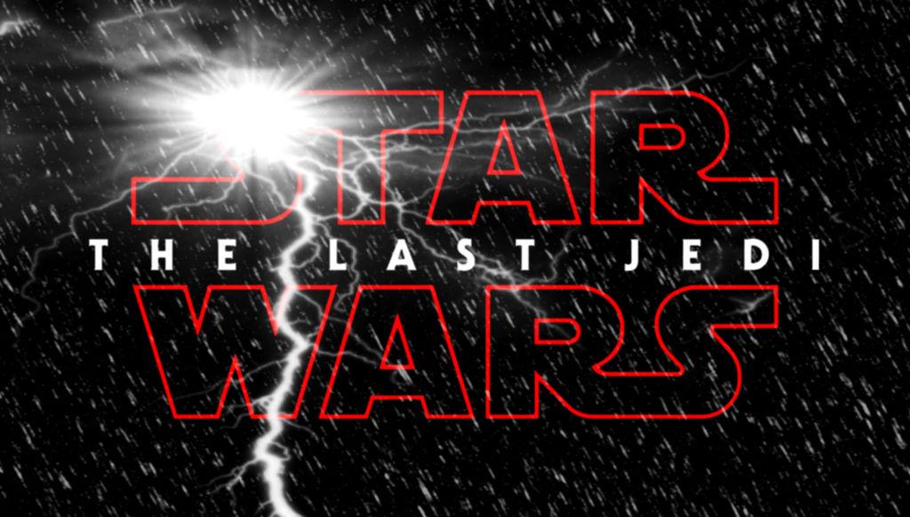 Star Wars Episode VIII: The Last Jedi (logo art)