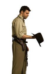 Indiana Jones Cosplay Stock #3 by Jones6192