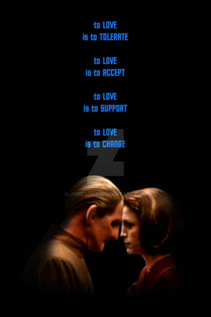 Kira Nerys and Odo - True Love by Jones6192
