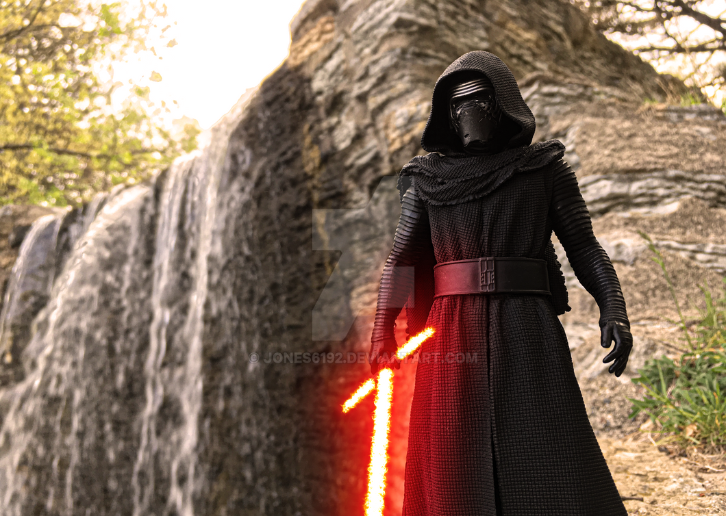 Kylo Ren - In Search Of 'The Girl' by Jones6192