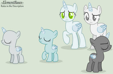 MLP Base 154 by ElementBases