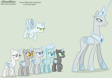 MLP Base 300 by ElementBases