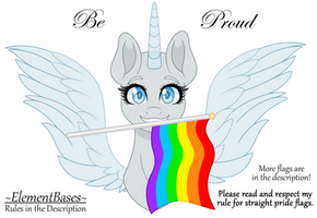 Original Base: Show Your Pride