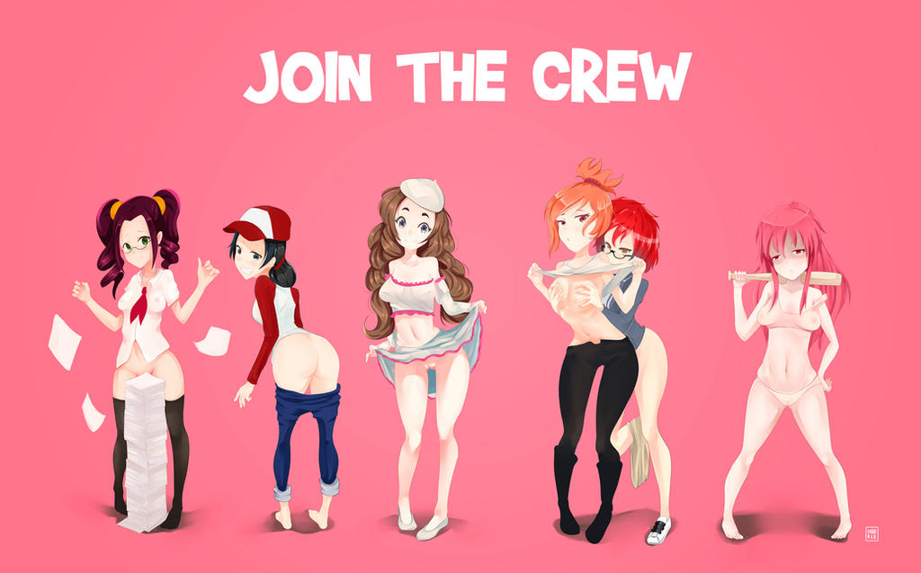 [COMMISSION] Join the crew by dannimann