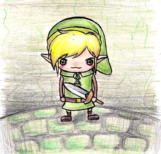 link chibi XD by epita-kun