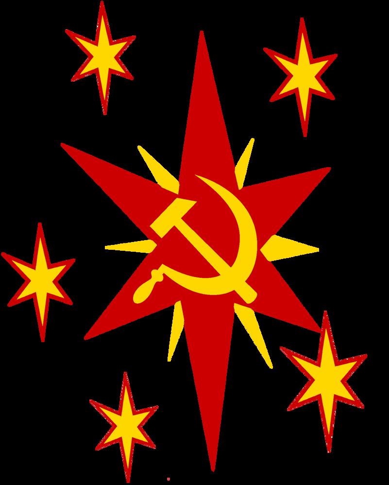 Soviet Twilight's Cutiemark by thefieldsofice