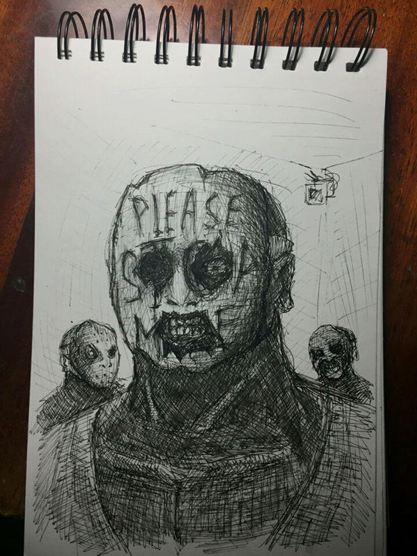 Manhunt By Arkenzedd On DeviantArt