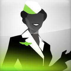 Flight Attendant by Radio4ktiv