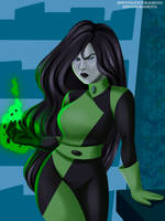 Shego by MoonlightGradients