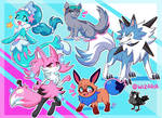 BNA x Pokemon