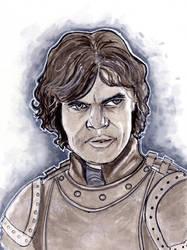 Tyrion sketch by jdurden44