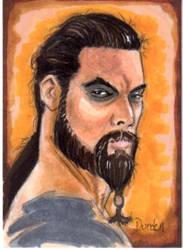 Khal Drogo by jdurden44